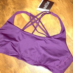 Brand New Victoria Secret Sports Bra Lrg